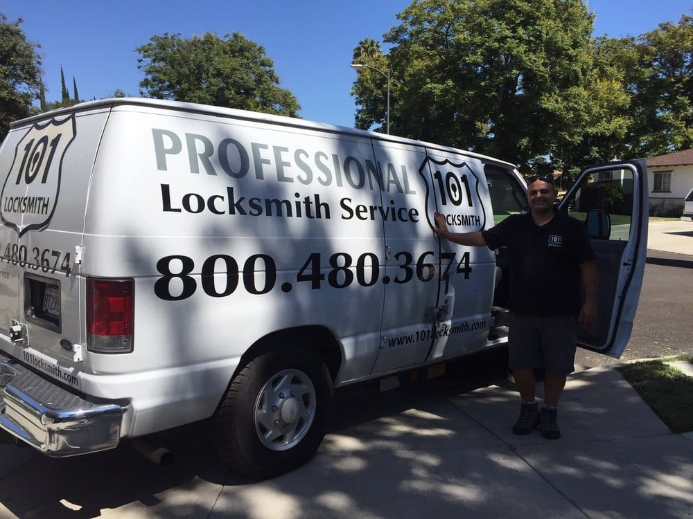 101 Locksmith Is Only A Call Away