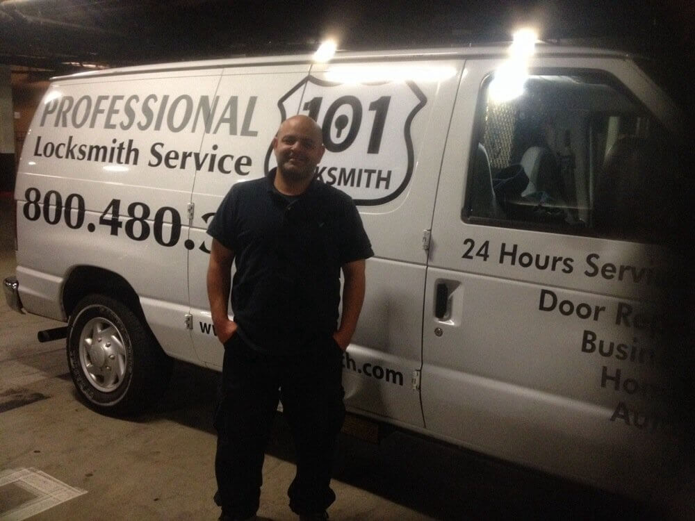 Professional Locksmith Services Serving the Los Angeles Area