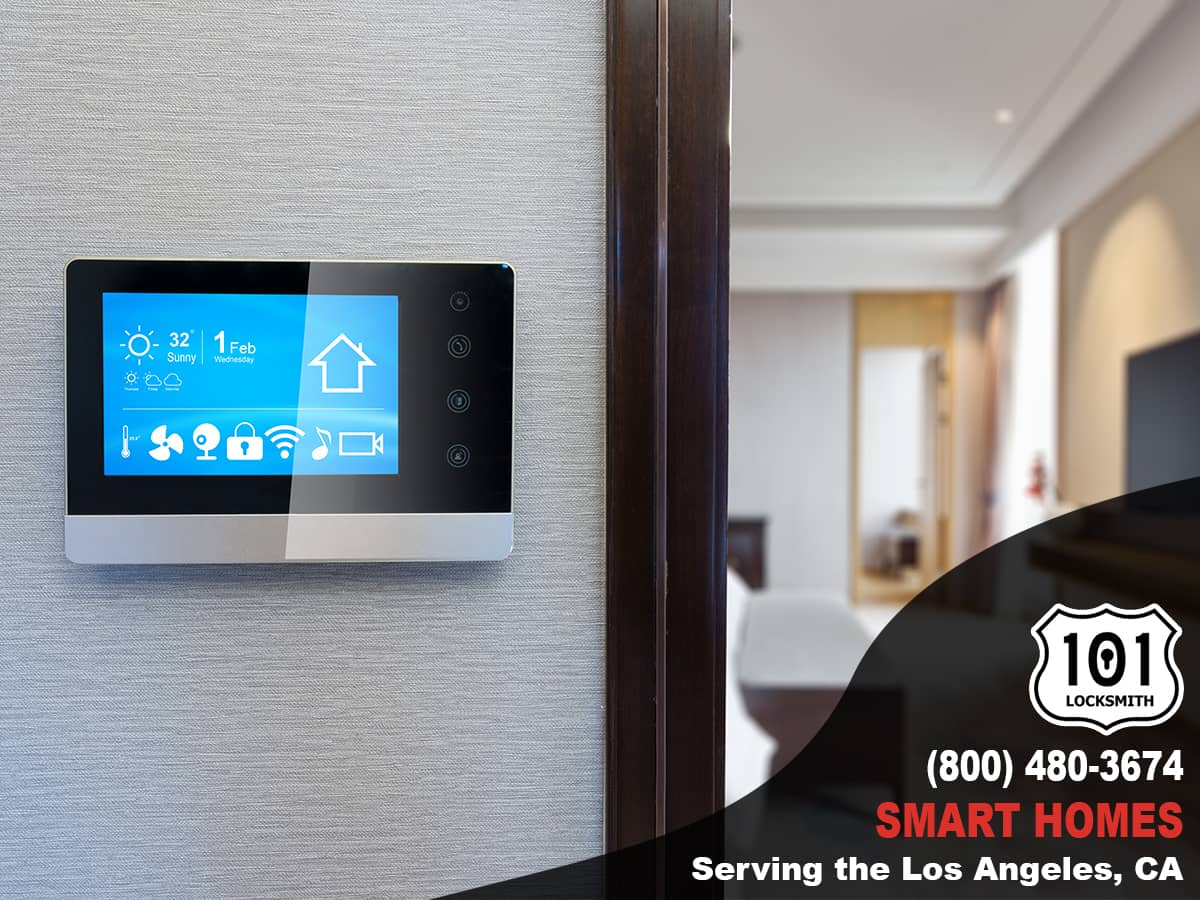 Smart Homes Los Angeles